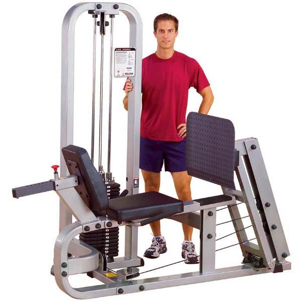 presse cuisses leg presse quadriceps pro club line slp500g. Black Bedroom Furniture Sets. Home Design Ideas