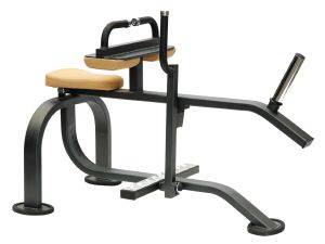 5704 Calf machine mollets assis charges manuelles Metalsport