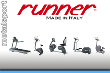 Ligne RUNNER cardio training PRO