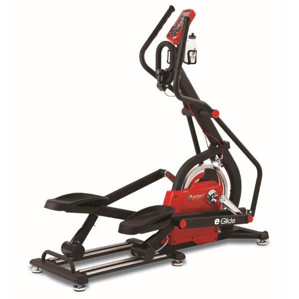 Cg800 v lo elliptique crosstrainer spin e 39 glide spirit experience - Fitness velo elliptique ...