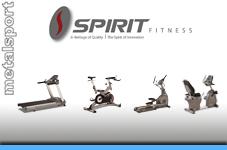 Cardio training SPIRIT FITNESS PRO