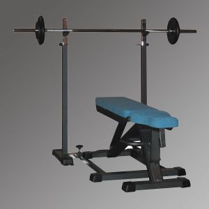 HF404 BANC MUSCULATION MULTIFONCTIONS REGLABLE MULTI POSITIONS
