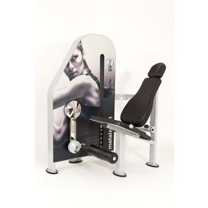CH41 LEG EXTENSION QUADRICEPS MACHINE CHROMO 2.0 METALSPORT
