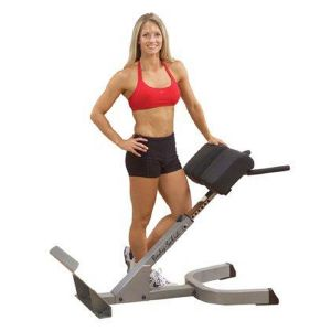 GHYP345 Banc lombaires 45° hyperextension BODYSOLID
