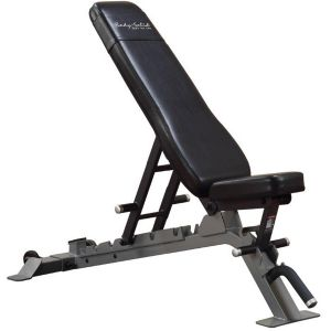 Banc musculation réglable multi positions, plat, incliné, décliné PRO CLUB LINE SFID325 Bodysolid