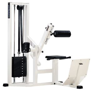 3320 machine musculation lombaires Lower back machine