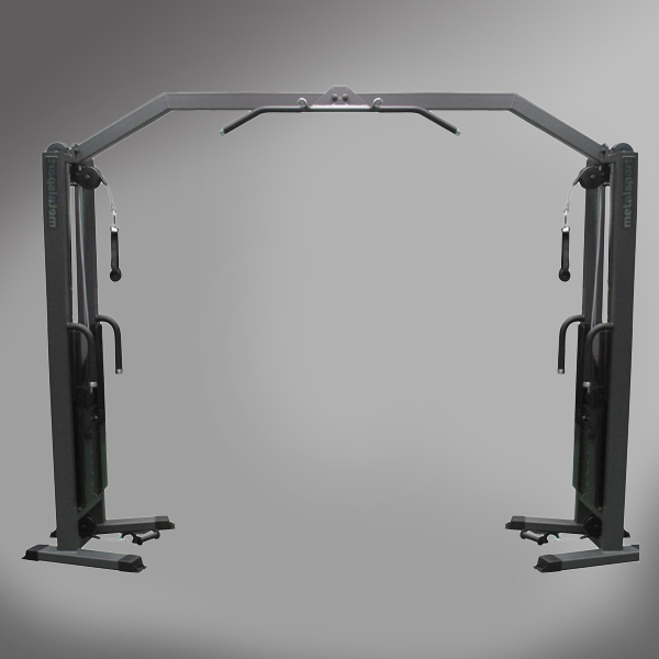 720s vis a vis poulie crois e haute et basse metalsport. Black Bedroom Furniture Sets. Home Design Ideas